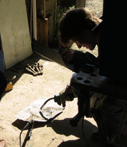 amy welding