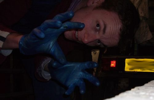 fear the gloves
